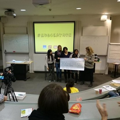 Closing Remarks, Announcement of the Nudgeathon Winners, Group Photos